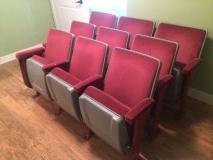 Caprice Theatre Seats