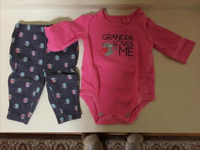 CARTER?S OUTFIT 3 MONTHS