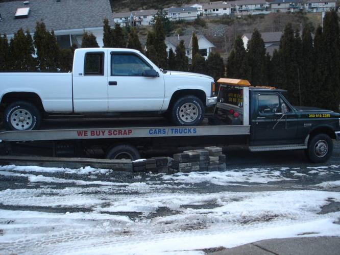 Cash for Scrap cars,truck,vans-HEAVY EQUIPMENT