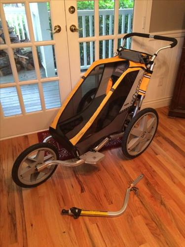 Chariot jogging stroller
