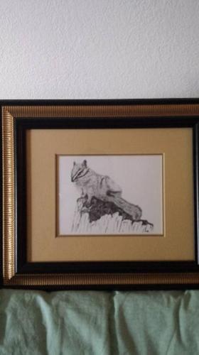 Chipmunk sketch