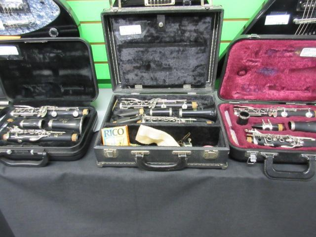 Clarinets  **Money Maxx**