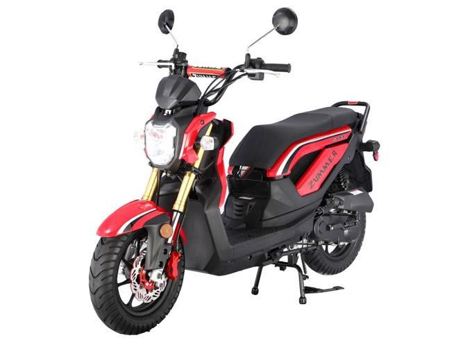 COMES WITH FREE HELMET.ALL NEW TAO TAO ZIMMER 72 VOLT SCOOTERS