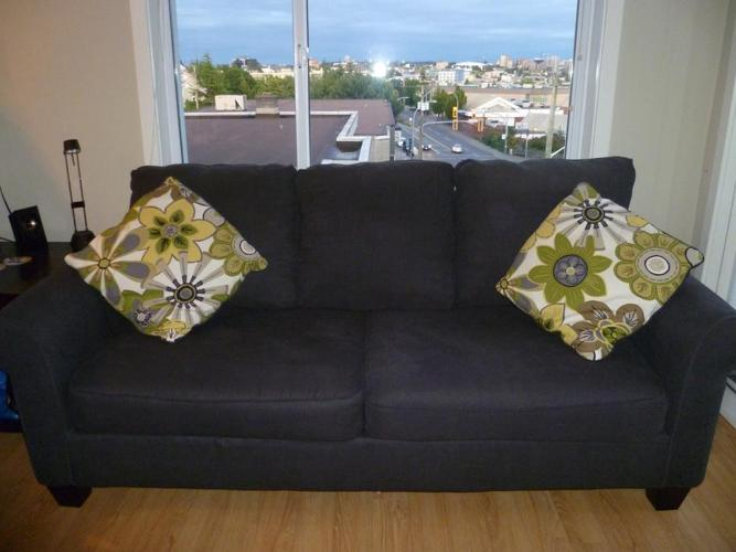 Comfy Condo-Sized Couch, Great Condition