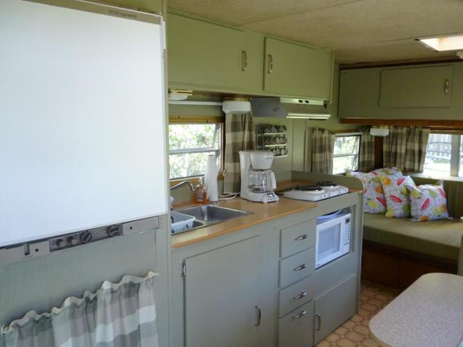 Completely Renovated 1977 Taurus Travel Trailer