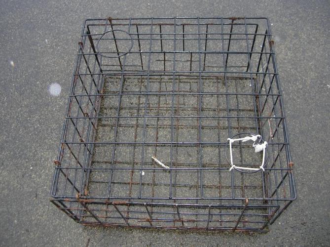 Crab Trap.   (069 4711)