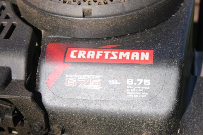 Craftsman line trimmer