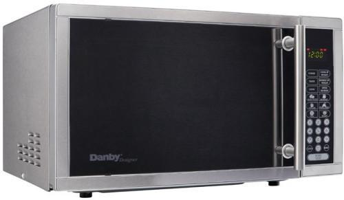 Danby Designer Microwave & T-fal Cookware