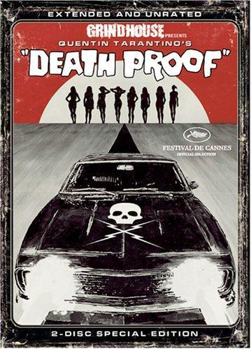 Death Proof - 2 Disc Special Edition DVD's