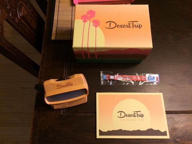 Desert Trip Ticket
