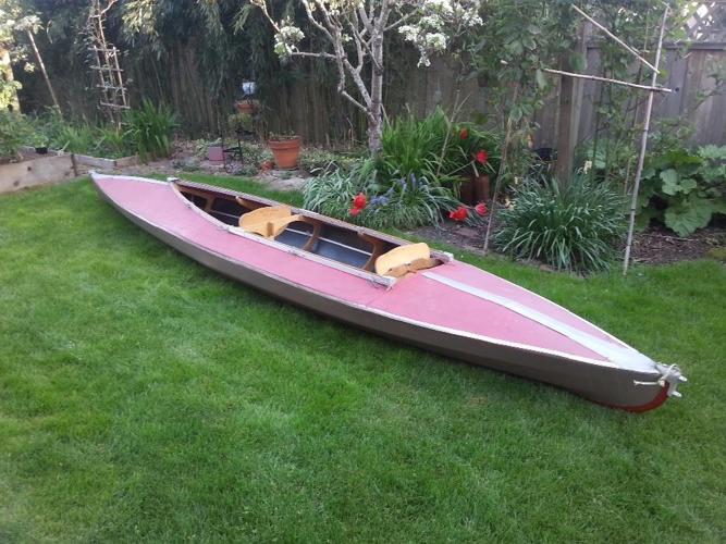 Double Folbot kayak