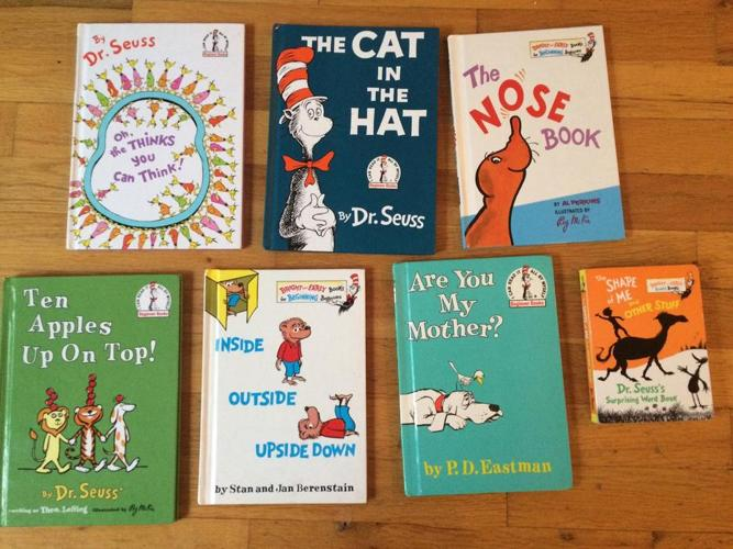 Dr. Seuss book set ( hardcover)
