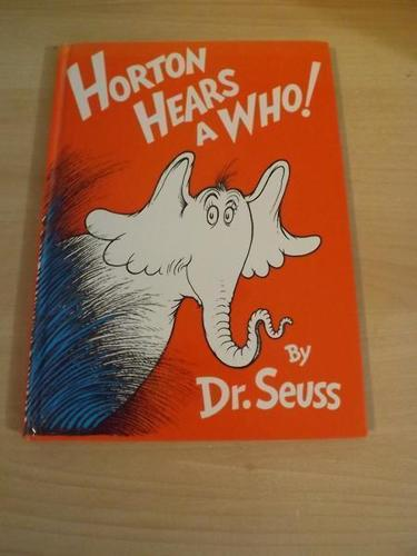 Dr. Seuss Large Hardcover Childrens Books $4 EACH