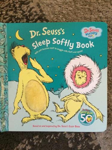 Dr. Seuss's Sleep Softly book