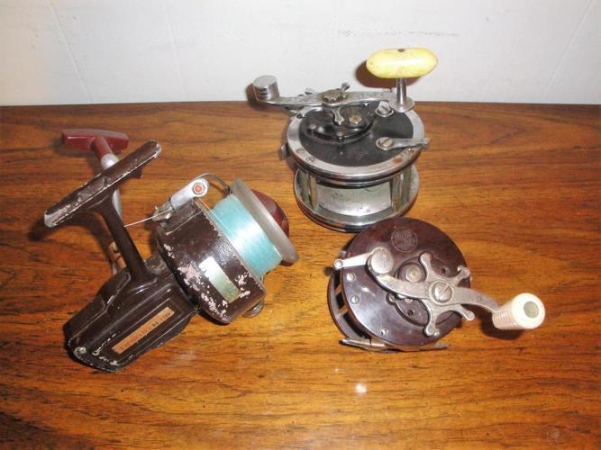 each - Grandpa's Vintage Fishing Reels
