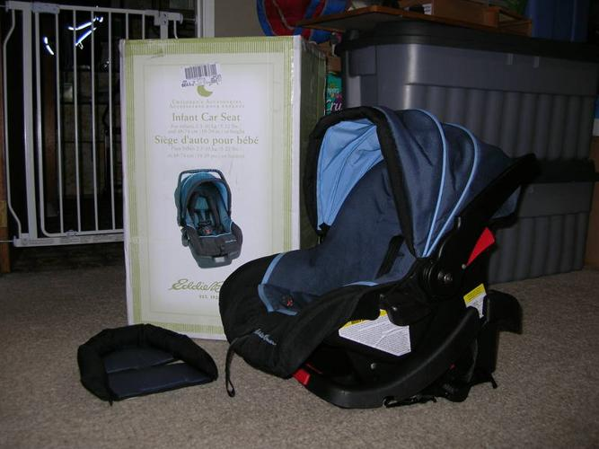 Prince George Convertible Car Seat