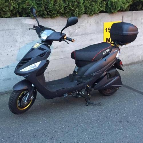 electric scooter ace500