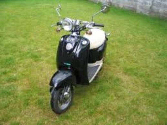 Electric scooter EVT-168