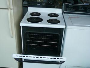 Excellent Used Apartment Sized Stoves
