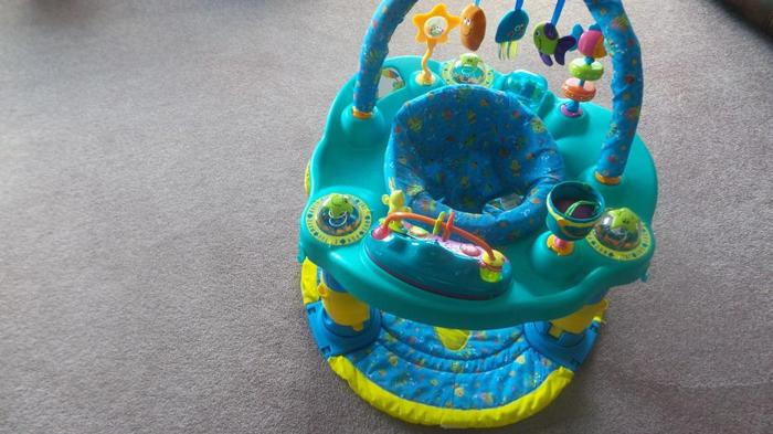 ExerSaucer For 0-1