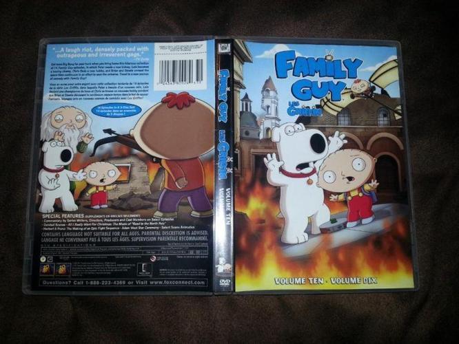Family Guy Volume Ten