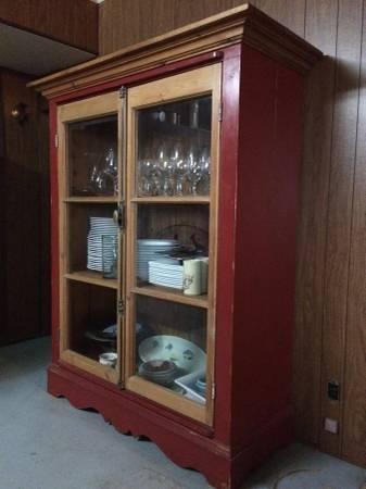 Farm House Cabinet