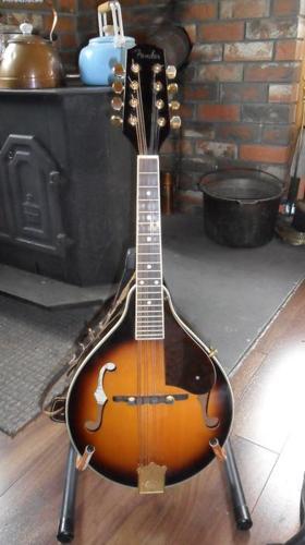 Fender A-style Mandolin