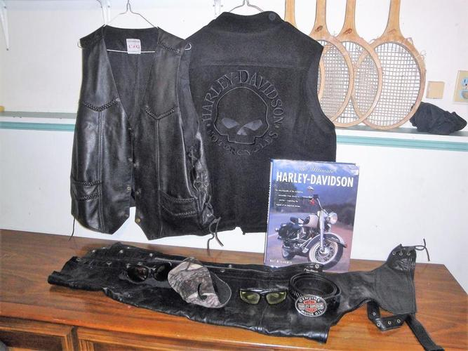 for the lot - Harley Davidson Motorcycle Riding Gear