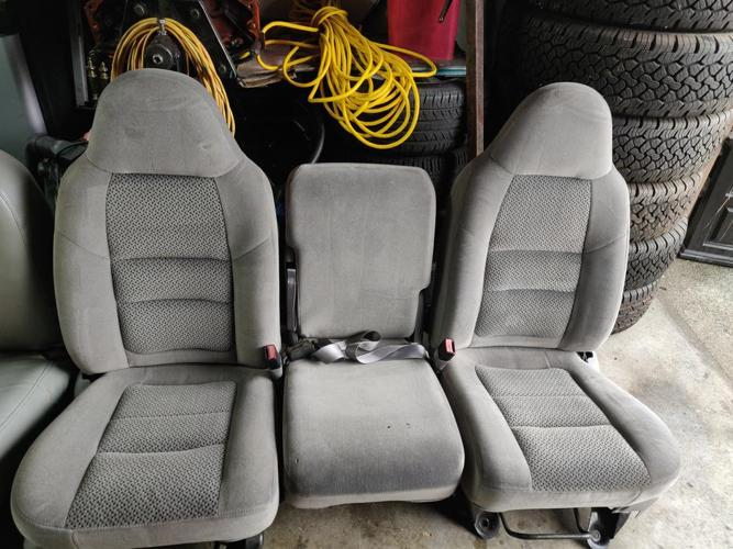 ford truck seats