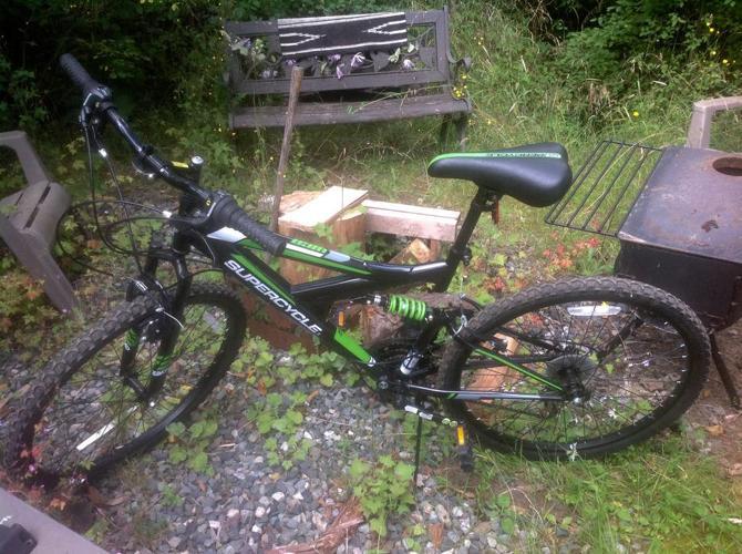 Full suspension mountain bike New 26 inch