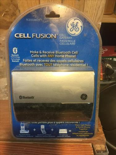 GE Cell Fusion - Home phone and cellular gateway