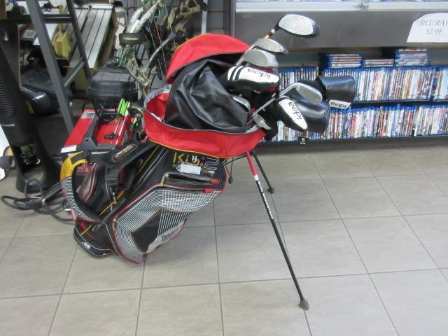 Golf Clubs  **Money Maxx**
