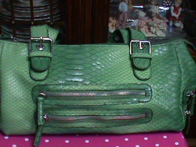 GREEN ALDO BAG