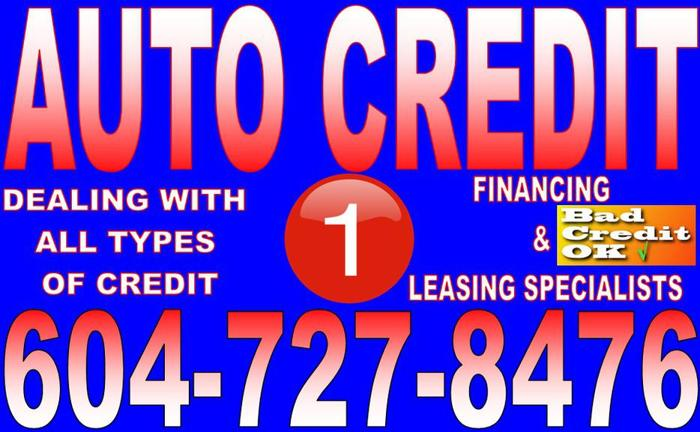 GUARANTEED AUTO LOANS - ALL CREDIT APPROVED! BAD CREDIT? NO CREDIT?