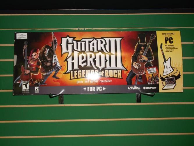 Guitar Hero II PC Version