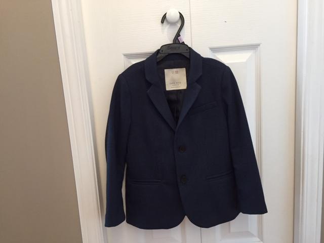 HANDSOME boy?s blazer by Zara