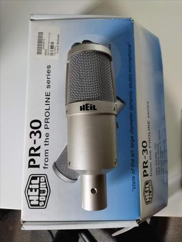 Heil PR30 Large Diaphragm Dynamic Microphone