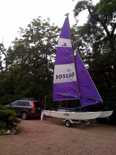 HOBIE CAT 16!! for sale in Coldstream, British Columbia - British