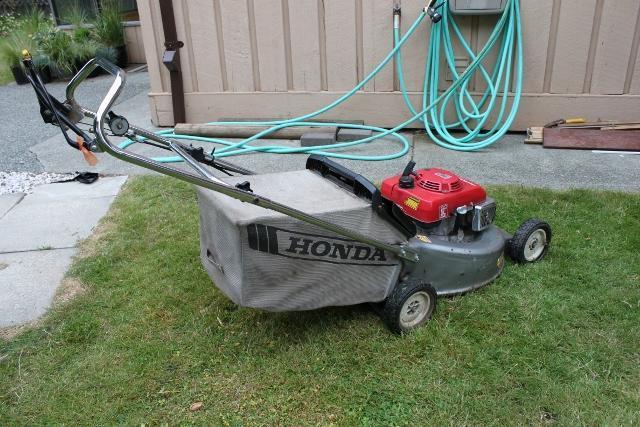 Honda Lawn Mower ($100 OBO)