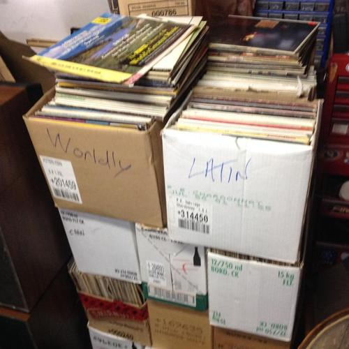 Huge Vintage Home Audio and Record sale Mar 26th 10am-1pm