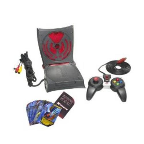 HyperScan video gaming system