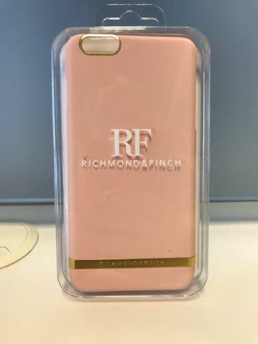 iPhone 6/6s Plus - Richmond & Finch Classic Satin Soft Pink Cellphone Case