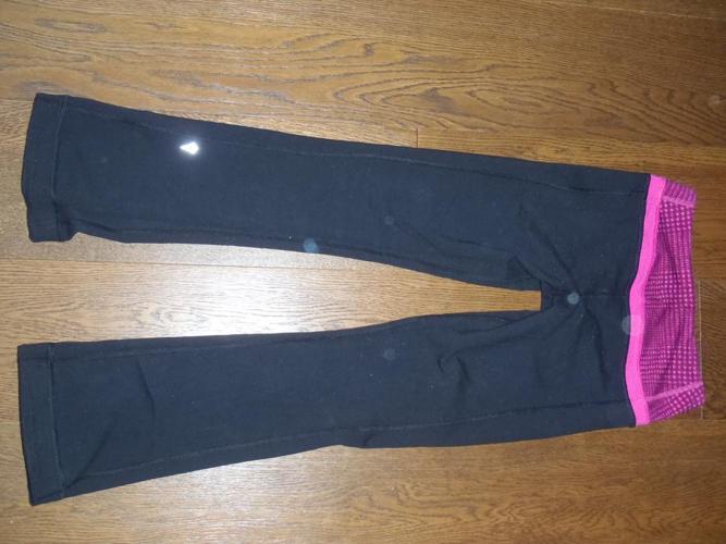 Ivivva Reversible Yoga Pants and Leggings