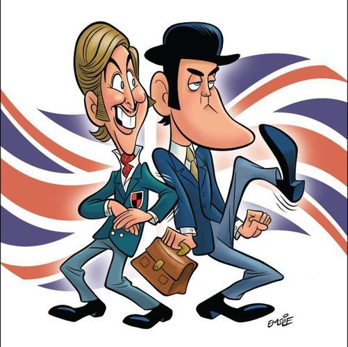 John Cleese & Eric Idle Oct 17 McPherson Playhouse