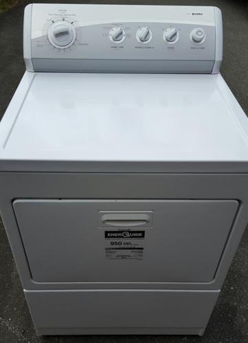 Kenmore 800 Series Dryer