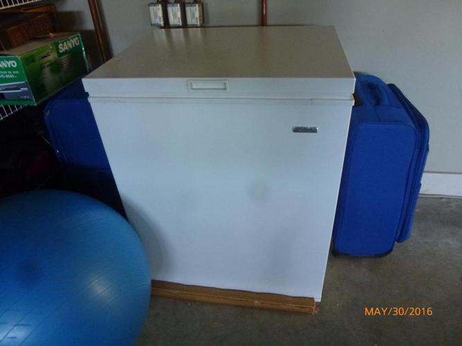 Kenmore Chest Freezer
