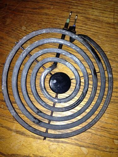 Kenmore large stove element