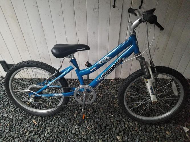 Kids 5 speed mountain bike