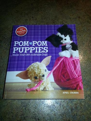 Klutz Pom-Pom Puppies Craft
