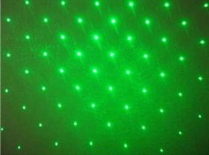Laser Diffraction Grating Lens Spot Pattern Creater